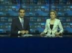 مذيعة عربية تفاجئ زميلها باستقالتها على الهواء (فيديو)