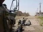 بالفيديو : الجيش العراقي يدخل تكريت زحفا