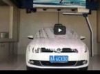 كيف يغسل الصينيون سياراتهم في دقيقتين! فيديو