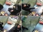 شاهد: كيف تصدى صاحب محل لـ لص مسلح حاول سرقته
