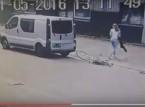بالفيديو: أغبى حادث مروري قد تشاهده في العالم!
