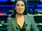 شاهد:ضحك هستيري ينتاب مذيعة لبنانية أثناء قراءتها للنشرة