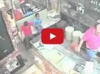 شاهد : عملية سطو مسلح في مصر