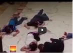 بالفيديو:مشاهد من داخل المول في ميونخ
