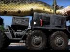 فيديو مرعب : أضخم ثعبان في العالم يظهر في البحر الأحمر