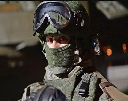 قائد الجيش البريطاني: لا نستيطع أن نجاري قوة الجيش الروسي