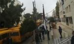 اعتصام لأصحاب باصات نقل الطلبة