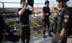 """بالفيديو : ولي العهد يشارك في تدريب مع كتيبة مكافحة الإرهاب """" 71 """""""