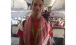 بالفيديو : أبو غوش يوجه رسالة للأردنيين قبل العودة لأرض الوطن