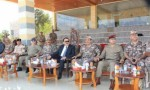 وزير الدفاع العراقي يشيد بإحترافية الجيش العربي في حماية الحدود
