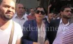بالفيديو : شاهدوا هند الفايز تردد نشيد موطني وسط البلد