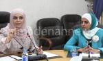 بالفيديو : اجتماع لجنة الأسرة بالإتحاد العربي للمرأة المتخصصة