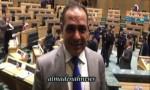 بالفيديو : مصلح الطراونة يتحدث  عما دار بين لجنة التربية والملكة رانيا