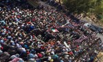 بالفيديو والصور: تشييع جثمان الشهيد قوقزة في جرش