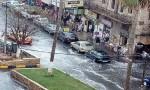 بالفيديو والصور : أمطار رعدية في عمان وإربد