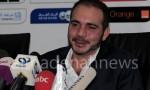 الأمير علي : هدفي اتأكد ان اتحاد كرة القدم ماشي بخير