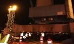 بالفيديو : نقل رافعة ضخمة تزن 450 طنا إلى ميناء العقبة الجديد