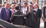 شاهد بالفيديو : هكذا  التقى جميع  مسؤولي الدولة الأردنية في مكان واحد
