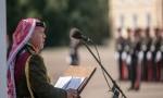 بالفيديو.. الملك يلقي كلمة للخريجين في أكاديمية ساندهيرست