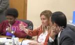 بالفيديو : تسجيل لاجتماع لجنة العلاقات الخارجية بوفد من  جنوب أفريقيا