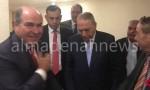 بالصور : وزراء وأعيان ونواب تحت القبة