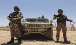 الجيش : القبض على شخص حاول التسلل الى الاردن من سوريا