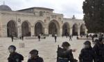 قوات الاحتلال تعتقل حارساً اردنياً في المسجد الأقصى