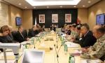 الرزاز يترأس اجتماعا بالمركز الوطني للامن وادارة الازمات