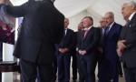 فيديو: الملك  يدشن مشروع توليد الطاقة الكهربائية من خلال الخلايا الشمسية في الديوان الملكي