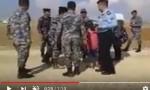 بالفيديو : سيول تداهم اطفالا في المفرق ودورية درك تتدخل للانقاذ