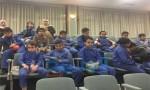 مدرسة حي ام تينة الاساسية  في زيارة لمجلس النواب..(صور)