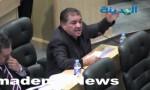 بالفيديو : وزير أردني وقع عقدا مع ناد للرقص بأمريكا  بهدف التنقيب عن النفط في الأردن