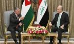 بالفيديو .. لقطات من زيارة الملك إلى العراق