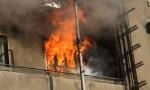 حريق منزل في عجلون
