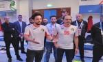 الامير الحسين بعد خسارة النشامى : الخير بالقادم إن شاء الله