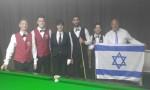 شمعون آران : الاردن رفض المشاركة في بطولة باسرائيل