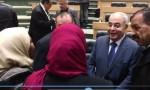 شاهدوا كولسات الوزراء والنواب وتقديم التهاني بالفيديو