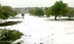 بالصور .. تساقط الثلوج في جرش