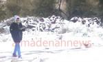 بالفيديو والصور : الثلوج في عمان