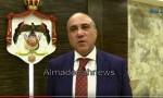 بالفيديو : أول حديث لنصار القيسي بعد فوزه بموقع النائب الأول لرئيس المجلس