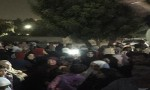 اعتصام امام الدوار الرابع للمطالبة بالعفو العام