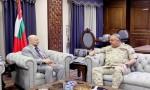 رئيس الوزراء يزور القيادة العامة للقوات المسلحة-الجيش العربي