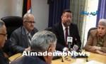 بالفيديو : شاهدوا اجتماع  لجنة الصحة مع وزير الصحة حول أنفلونزا الخنازير
