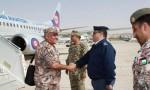 القوات الأردنية المشاركة في تمرين درع الخليج تصل المملكة