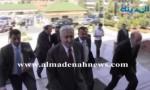 النسور منذ وصوله البرلمان إلى اجتماعه باللجنة المالية ورفع أسعار الكهرباء ( صور وفيديو )