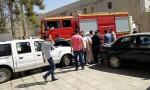 الكرك :  100% حروق مطلق النار في المستشفى