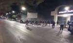 بالصور والفيديو : القبض على مثيري شغب بعد مباراة الفيصلي والرمثا
