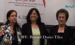 بالفيديو والصور : التسجيل الكامل لتكريم معهد تضامن النساء السيدة ليلى بقيلي