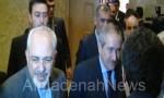بالفيديو : شاهدوا زيارة وزير خارجية إيران جواد ظريف لمجلس الأمة ولقاءه النسور