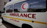 عمان : 4 إصابات جراء حادث تصادم